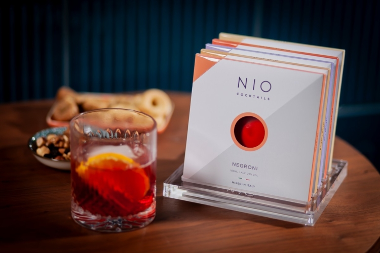 NIO Cocktails Box Autunno