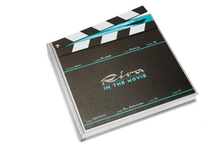 Riva in the Movie libro