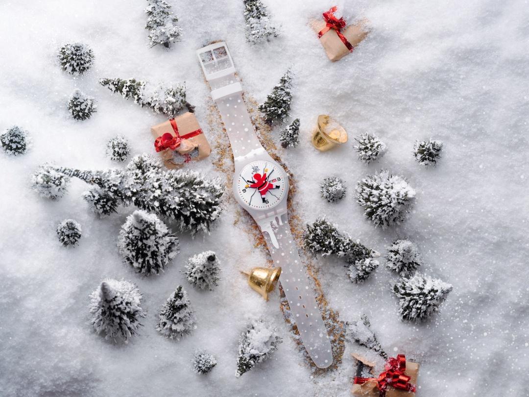 Swatch collezione Natale 2020
