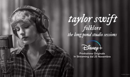 Taylor Swift folklore the long pond studio sessions: il concerto intimo su Disney+