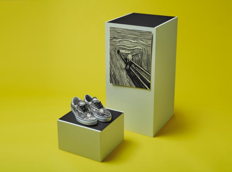Vans MoMA collezione 2020