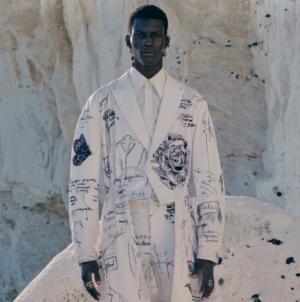 Alexander McQueen Uomo primavera estate 2021: pura eleganza sartoriale
