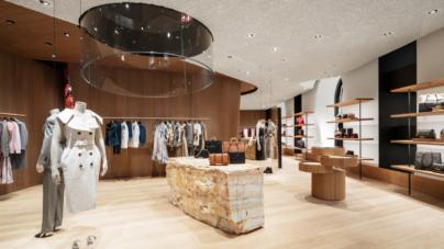 Alexander McQueen boutique Milano: il nuovo flagship store