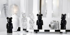 Baccarat collezione Reflections 2020: illuminare con il nero, seducente e prezioso
