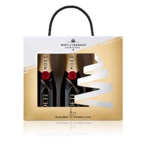Champagne Capodanno 2021: la bottiglia Tie your wish in edizione limitata di Moët & Chandon