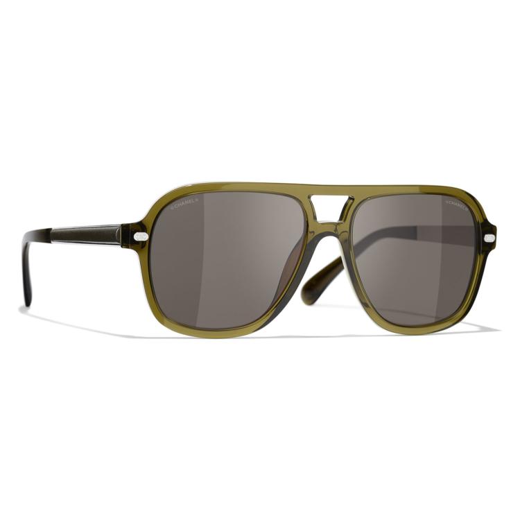Chanel occhiali da sole inverno 2020