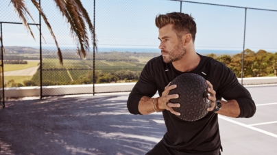 Chris Hemsworth Tag Heuer Connected Watch: in forma con l'orologio connesso della Maison