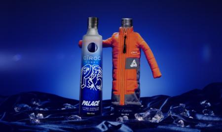 Ciroc Vodka Palace: l'esclusiva bottiglia in edizione limitata