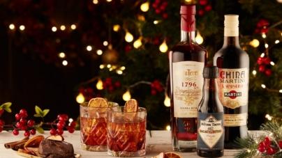 Cocktail Feste Natale 2020: i nuovi drink per i brindisi in famiglia