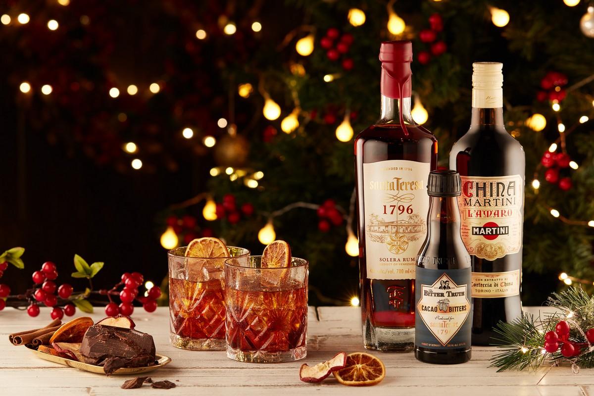 Cocktail Feste Natale 2020