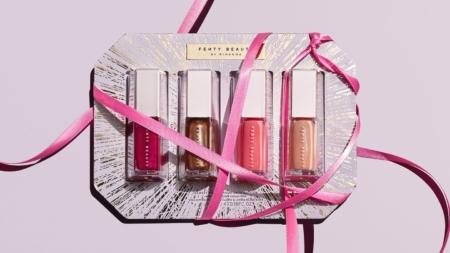 Fenty Beauty Natale 2020: le nuove limited edition Gloss Bomb e Stunna Lip Paint
