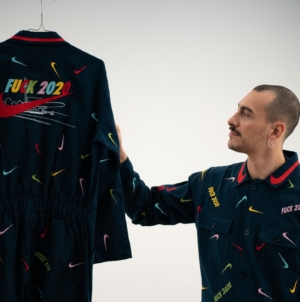 Garage Italia The Jumpsuit of Milan Drop 3: il mondo racing incontra l'arte