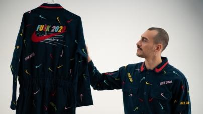 Garage Italia The Jumpsuit of Milan Drop 3: il mondo racing incontra l'arte