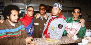 Ghali nuova canzone 1993: l'artista indossa un look della collezione Gucci OUVERTURE
