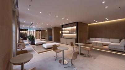Giada Caffè Milano Via Montenapoleone: il nuovo allestimento dedicato al Rinascimento