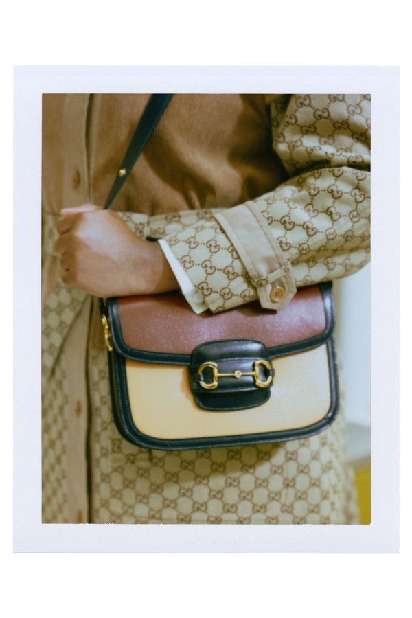 Gucci collezione Ouverture of Something that Never Ended