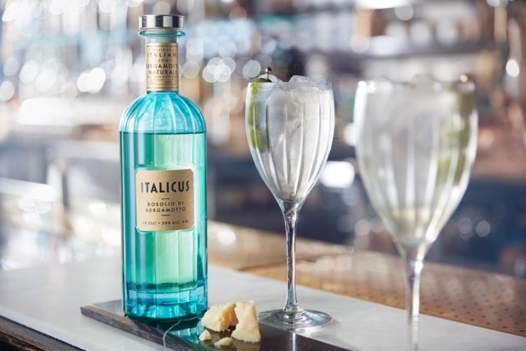 Italicus Rosolio di Bergamotto cocktail