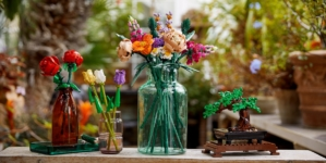 Lego Botanical Collection: il Flower Bouquet e il Bonsai Tree