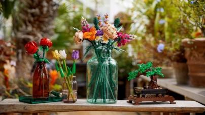 Lego Botanical Collection: il Flower Bouquet e il Bonsai Tree