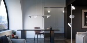 Natale idee regalo design: le lampade bianche di Axolight sotto l'Albero!