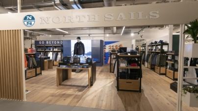 North Sails Green Pea Torino: il nuovo negozio nel primo Green Retail Park al mondo