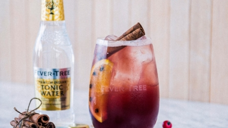 Nuovi cocktail feste Natale 2020: Christmas Fever e Elderflower&Champagne by Fever-Tree