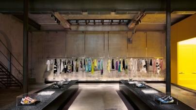 Onitsuka Tiger Corso Como Milano: il nuovo flagship store e la capsule collection con Brian Kenny