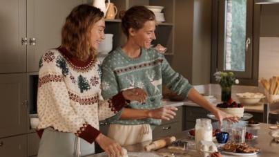 Oysho collezione Natale 2020: i total look natalizi all'insegna della comodità