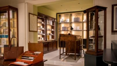 Pineider Roma via del Leoncino: il nuovo store dello storico marchio fiorentino
