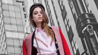 Pinko pre collezione primavera 2021: stile metropolitano e look boho-chic
