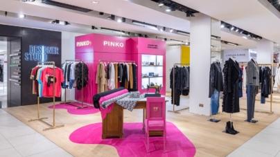 Pinko store Londra Kings Road: la nuova boutique e la capsule Reimagine by Patrick McDowell