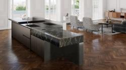 Rossana nuova cucina Isola Carlo Colombo: elegante, scultorea e funzionale