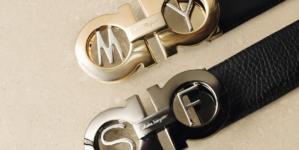Salvatore Ferragamo My Gancini My Belt: la personalizzazione dell'iconica cintura maschile