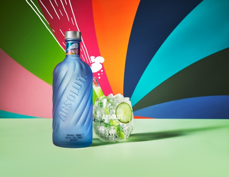 Vodka Absolut Movement Limited Edition