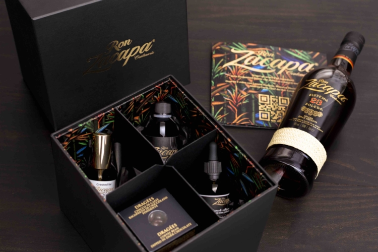 Zacapa Enchanted Dinner Natale 2020
