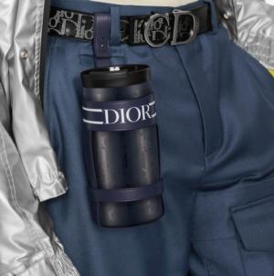 24Bottles Dior Travel Tumbler con il raffinato ed esclusivo pattern Oblique
