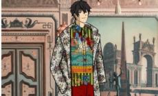"""Alessandro Enriquez Uomo autunno inverno 2021: le """"Feste"""" pop tra cinema e tradizioni italiche"""