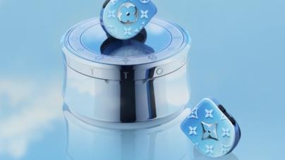 Auricolari Wireless Louis Vuitton Horizon Blue Gradient: la nuova versione in blu sfumato