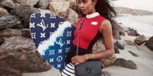 Borse Louis Vuitton 2021: le nuove Twist indossate da Laura Harrier