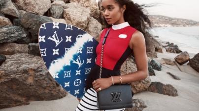 Borse Louis Vuitton 2021: le nuove Twist indossate da Laura Harrier