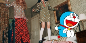 Capodanno Cinese 2021 Gucci: la collezione e la campagna con protagonista Doraemon