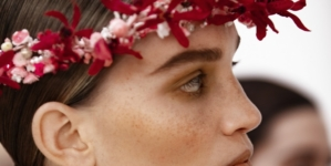Chanel Beauty look Haute Couture primavera 2021: il make up speciale della sfilata