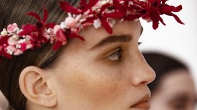 Chanel Beauty look Haute Couture primavera 2021: il make up speciale della sfilata