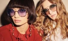 """Chloé occhiali campagna primavera estate 2021: """"See with Optimism"""""""