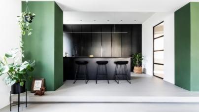 Cucine superfici HD Surface: Perfect Combination per progetti di interior design dallo stile minimal