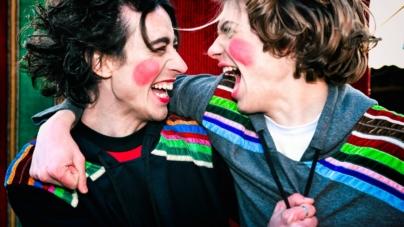 Dima Leu uomo autunno inverno 2021: l'amore per le stripes