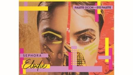 Elodie Sephora Collection makeup: la nuova capsule dai colori pop e accenti fresh!