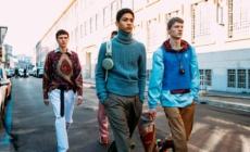 Etro Uomo autunno inverno 2021: appeal cool e street, tutti i look