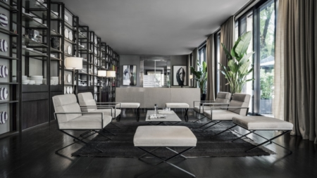 Frag catalogo poltrone lounge: sedute generose e imbottiture confortevoli