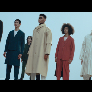 """Homme Plissé Issey Miyake autunno inverno 2021: """"Never Change, Ever Change"""""""